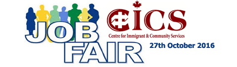 CICS Job Fair 27th October 2016